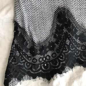 Maurices Tops - Lace detailed top